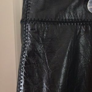 GAP Skirts - Leather skirt